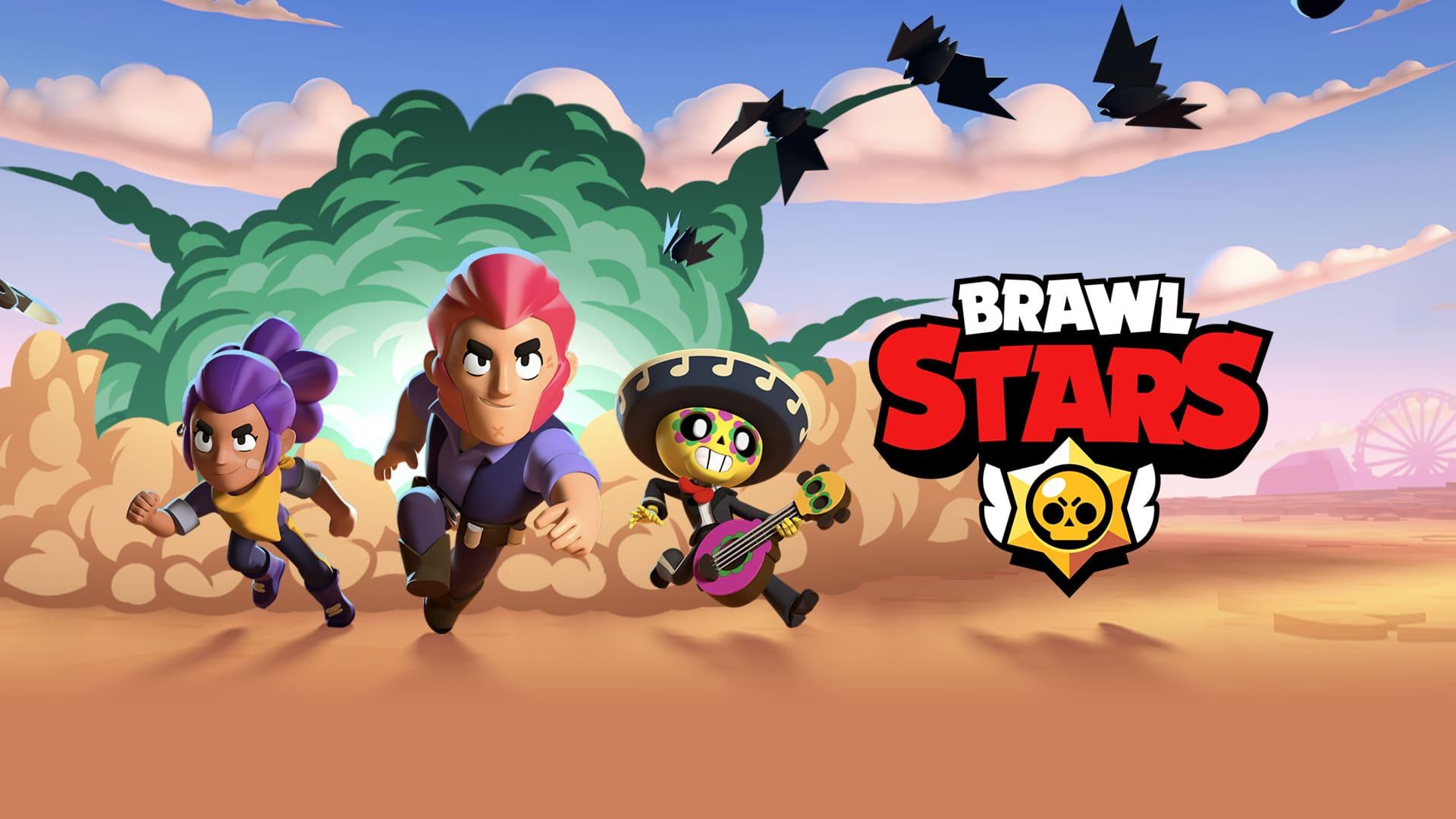 los mejores juegos online Brawl Stars