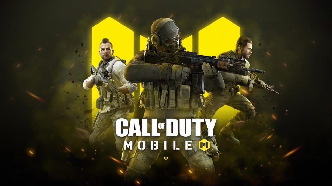 los mejores juegos online Call of Duty: Mobile