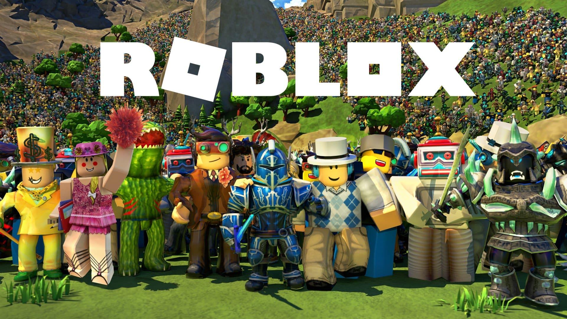 los mejores juegos online Roblox