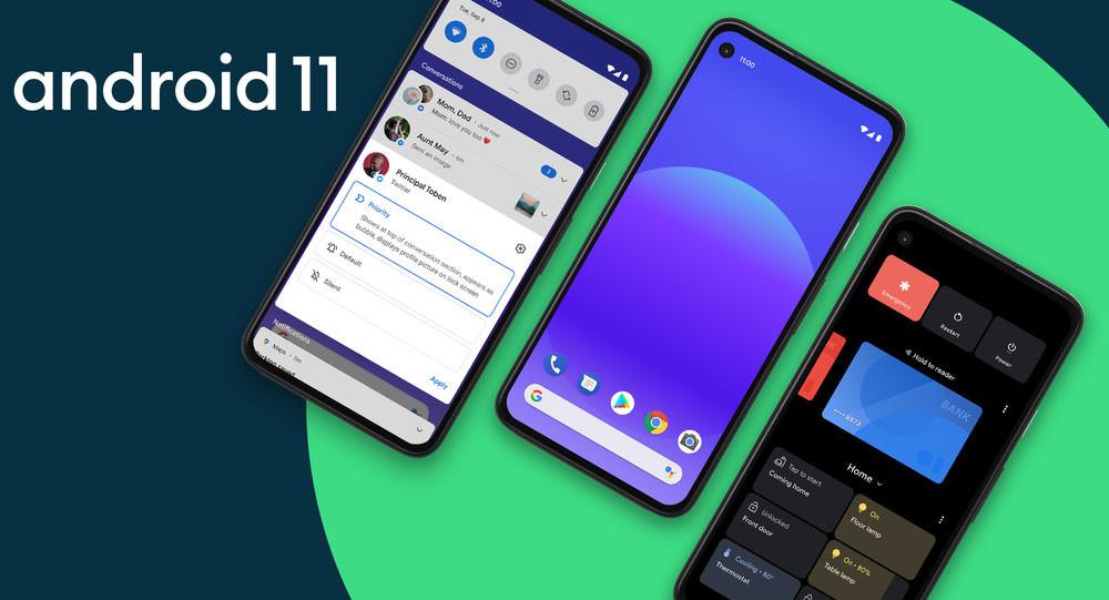 dispositivos que pueden actualizar a android 11