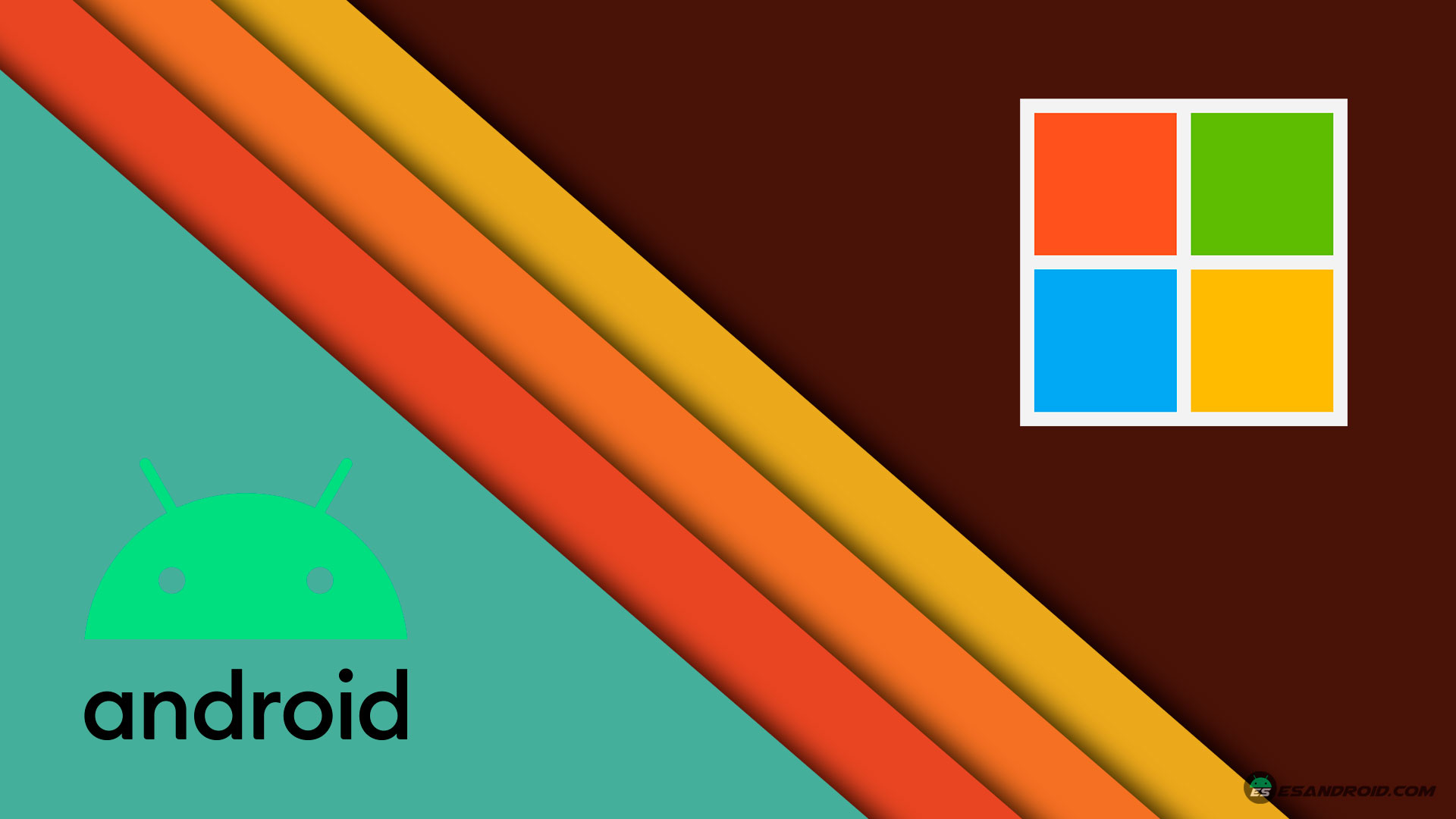 aplicaciones de android en windows