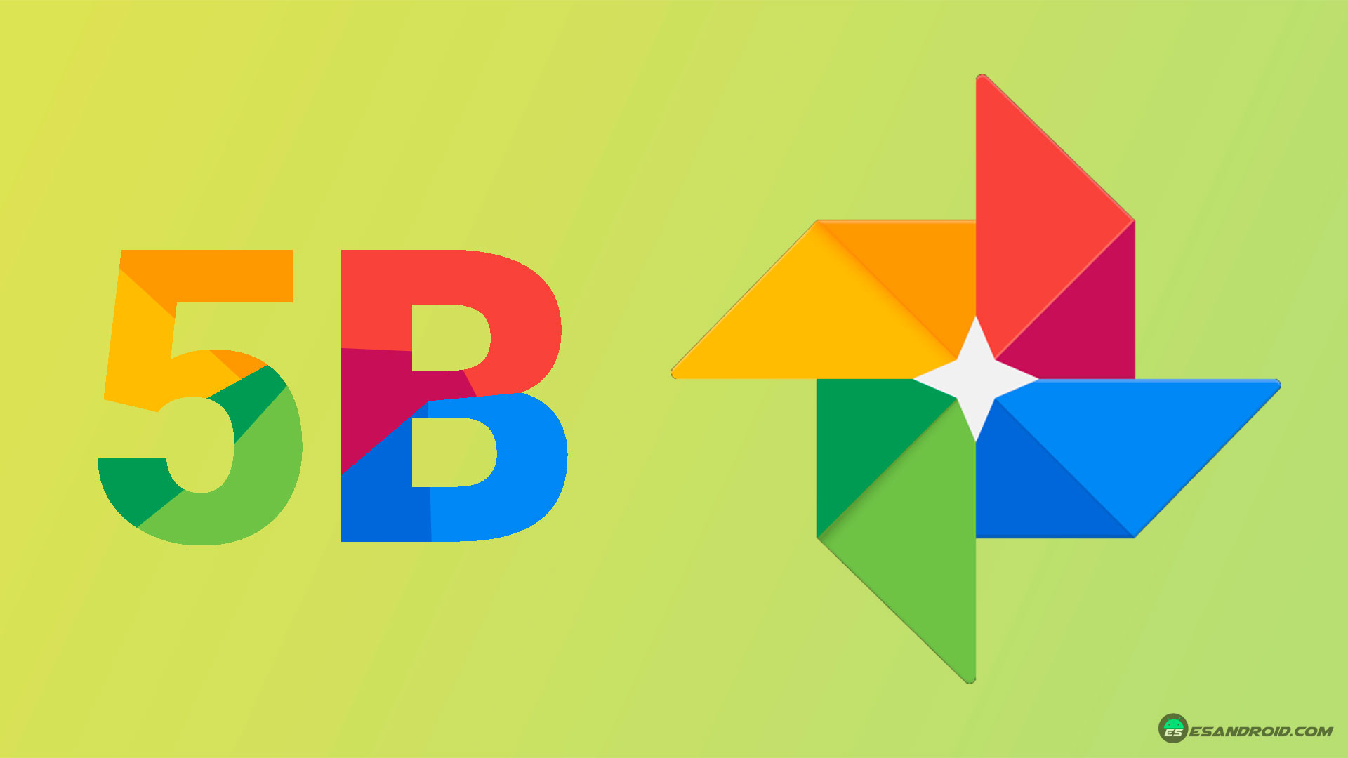 Google Fotos supera las 5B de instalaciones